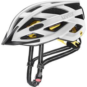 UVEX City I-VO MIPS Helmet, wit/zwart